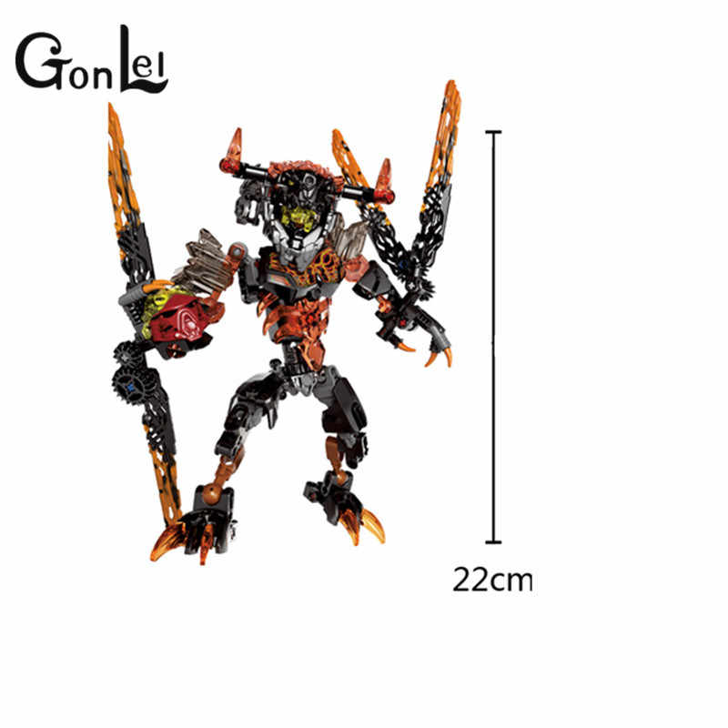 Legoinglys  Marvel Avengers Super Heroes Bionicle CALI Master of Water XSZ Building Block Bricks Toys for Children Kids Toys