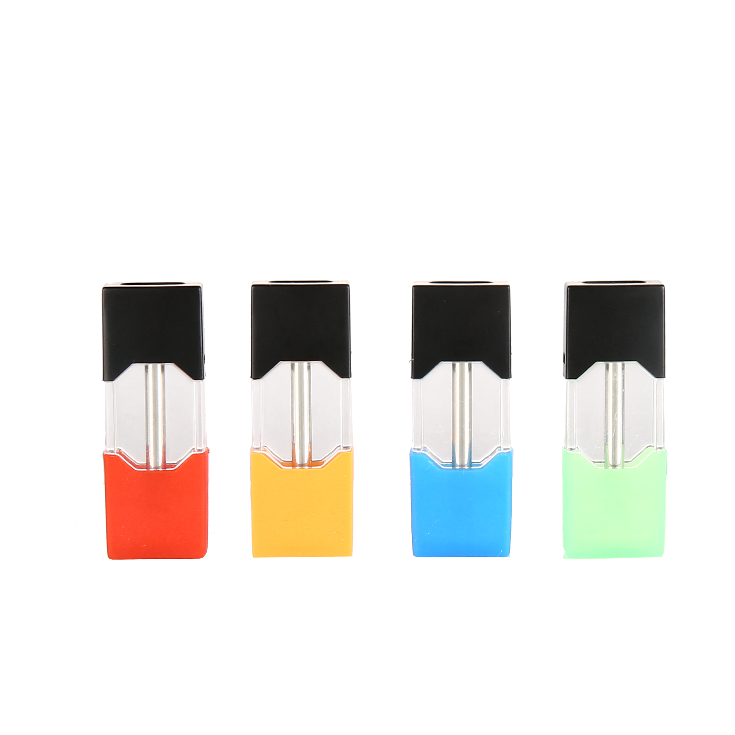 POD Cartridge Coil Atomizer Pods  For JUUL Vape Mod Electronic Cigarette Kit  Ceramic Core Universal Vaporizer