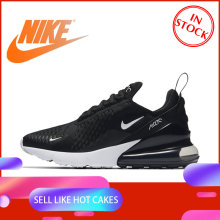 Original Authentic NIKE AIR MAX 270 Women's Running Shoes Sport Outdoor Sneakers Good Quality Comfortable Low-top AH6789-700(China)
