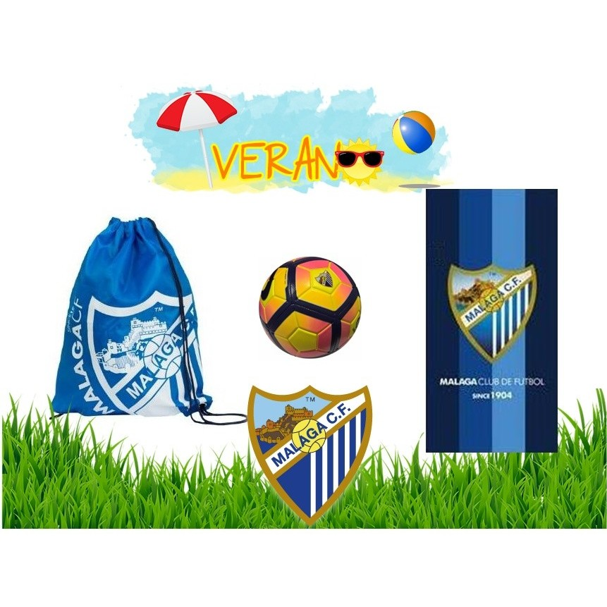 Lot Malaga CF Balon, Sack And Towel Co