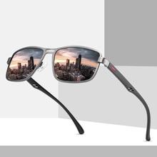 2020 NEW DESIGN Ultralight TR90 Polarized Sunglasses Men Women Driving Square Style Sun Glasses Male Goggle UV400 Gafas De Sol glindar ultralight polarized sunglasses sport style square sun glasses men women driving fishing shades lentes de sol