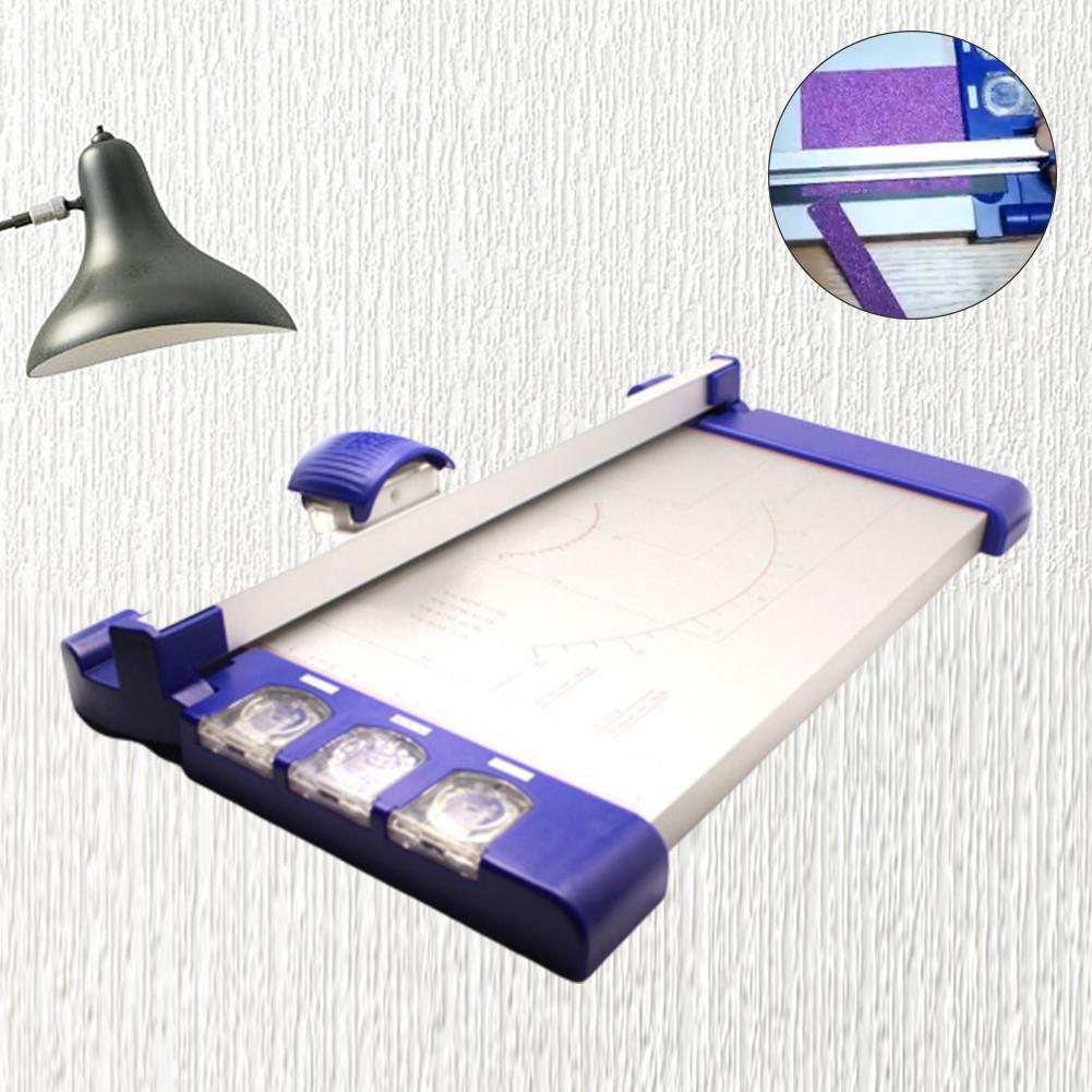 A4/A5 Manual Precision Paper Photo Trimmer Cutter Scrapbook Cutting Machine