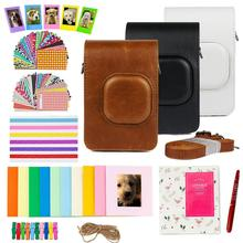 For Fujifilm Instax Mini Liplay Hybird Instant Film Camera Case Cover Bag Protective Pouch + Photo Album + Accessories Kits
