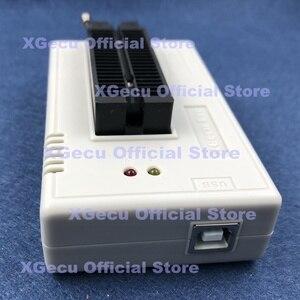 Image 4 - Schwarz buchse V 10,27 XGecu TL866II Plus USB Programmierer unterstützung 15000 + IC SPI Flash NAND EEPROM MCU ersetzen TL866A TL866CS + 16 teile