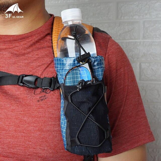 3F UL GEAR  Shoulder strap Bag Backpack   Water Bottle Cell Phone 2