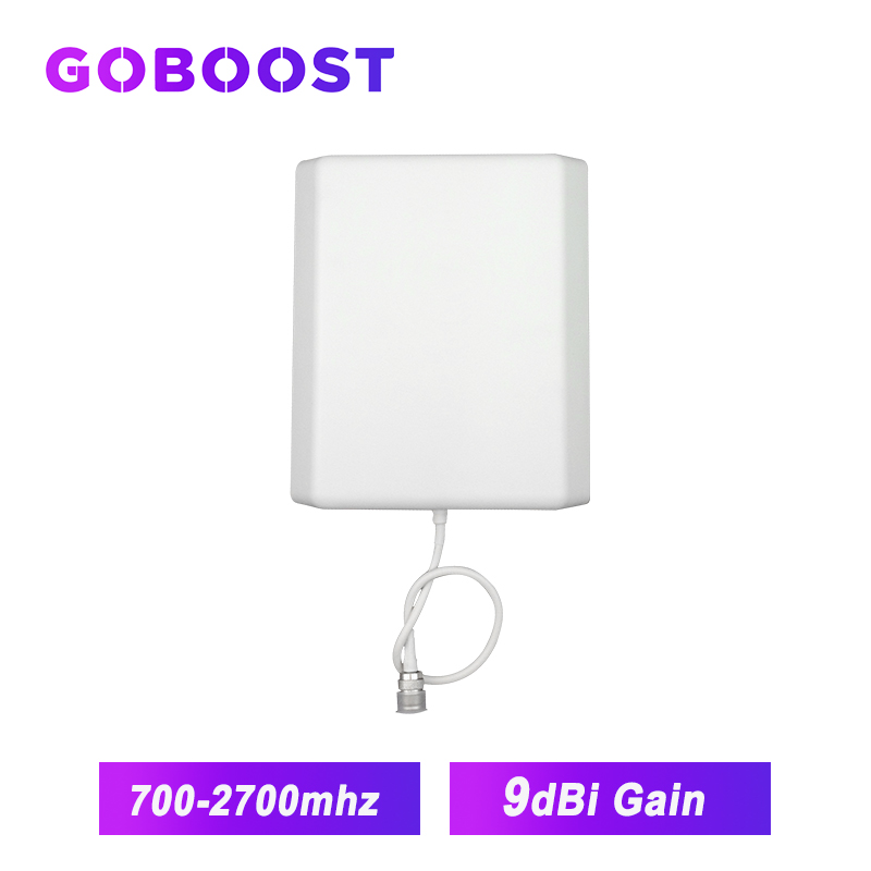 Antenna 4G GSM 3G 900MHZ 1800MHZ 2100MHZ For Communication Network Cellphone Booster Indoor Antenna 9dBi Wall-mounted Antenna /