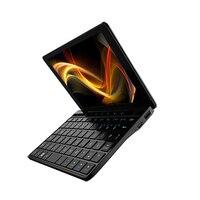GPD Pocket 2 (8GB) Amber Black 7 Inches Mini Laptop Tablet PC Windows 10 64bit Intel Celeron 3965Y Notebook 8GB / 128GB