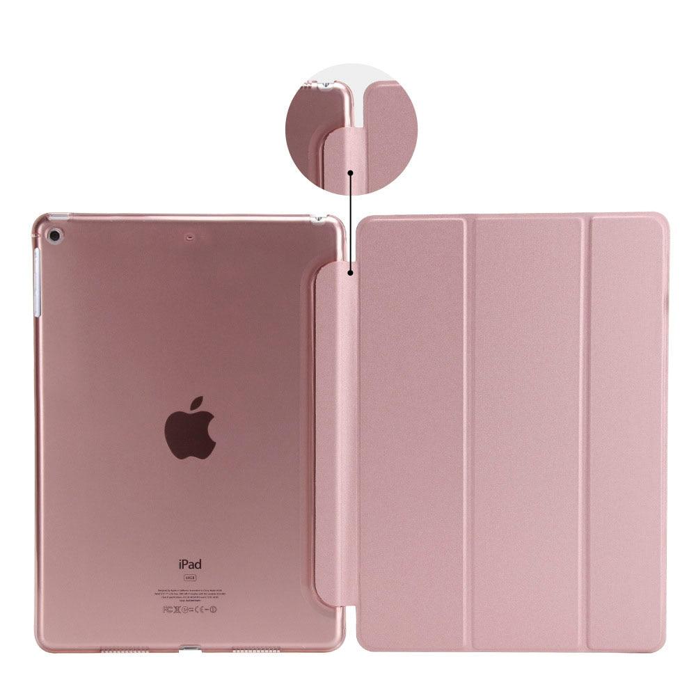 Flip-Case Anti-Dust-Cover-Case Shockproof Apple iPad Drop-Resistance Smart Mini Ultra-Slim