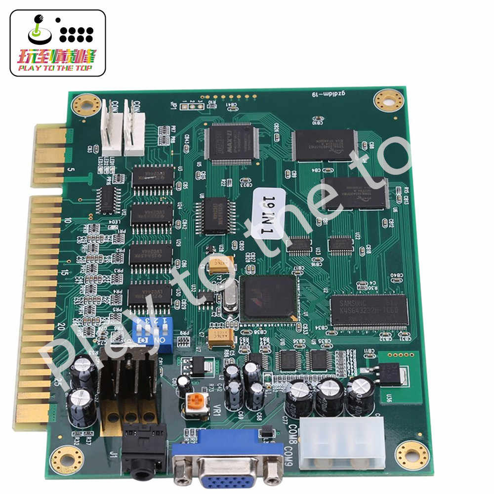 새로운 19 in 1 horizontal multicade 아케이드 멀티 게임 pcb 보드 jamma video gamearcade multigame jamma 게임 pcb 보드 baau