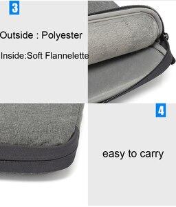 """Image 5 - 17.3 """"Manicotto del computer portatile Borsa Per Notebook Ultrabook Cassa Del Sacchetto per Dell Alienware 17 M17 G3 G7 17 Inspiron 17 di Precisione 7730 7740 della borsa della borsa"""