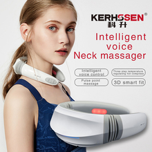 Aptoco Electric Pulse Back and Neck Massager Far Infrared Pain Relief Tool Health