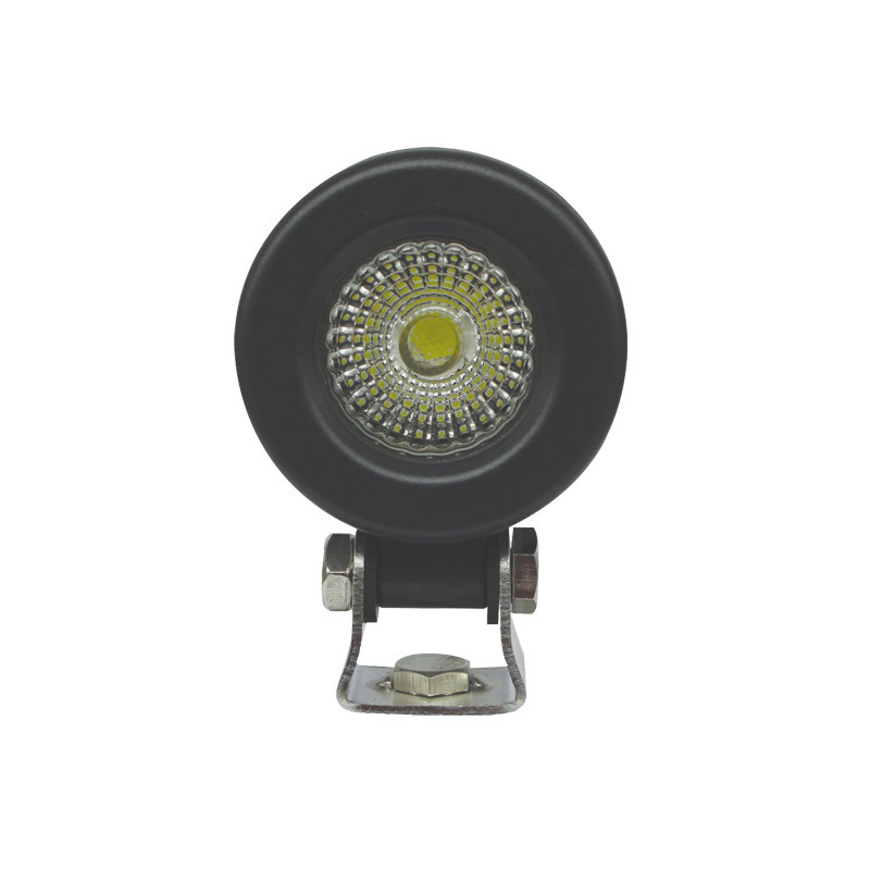 10W Round 2-inch Led Working Light Equipment Lighting 15W Vehicle Headlight Motorcycle Refitting Vehicle Spotlight