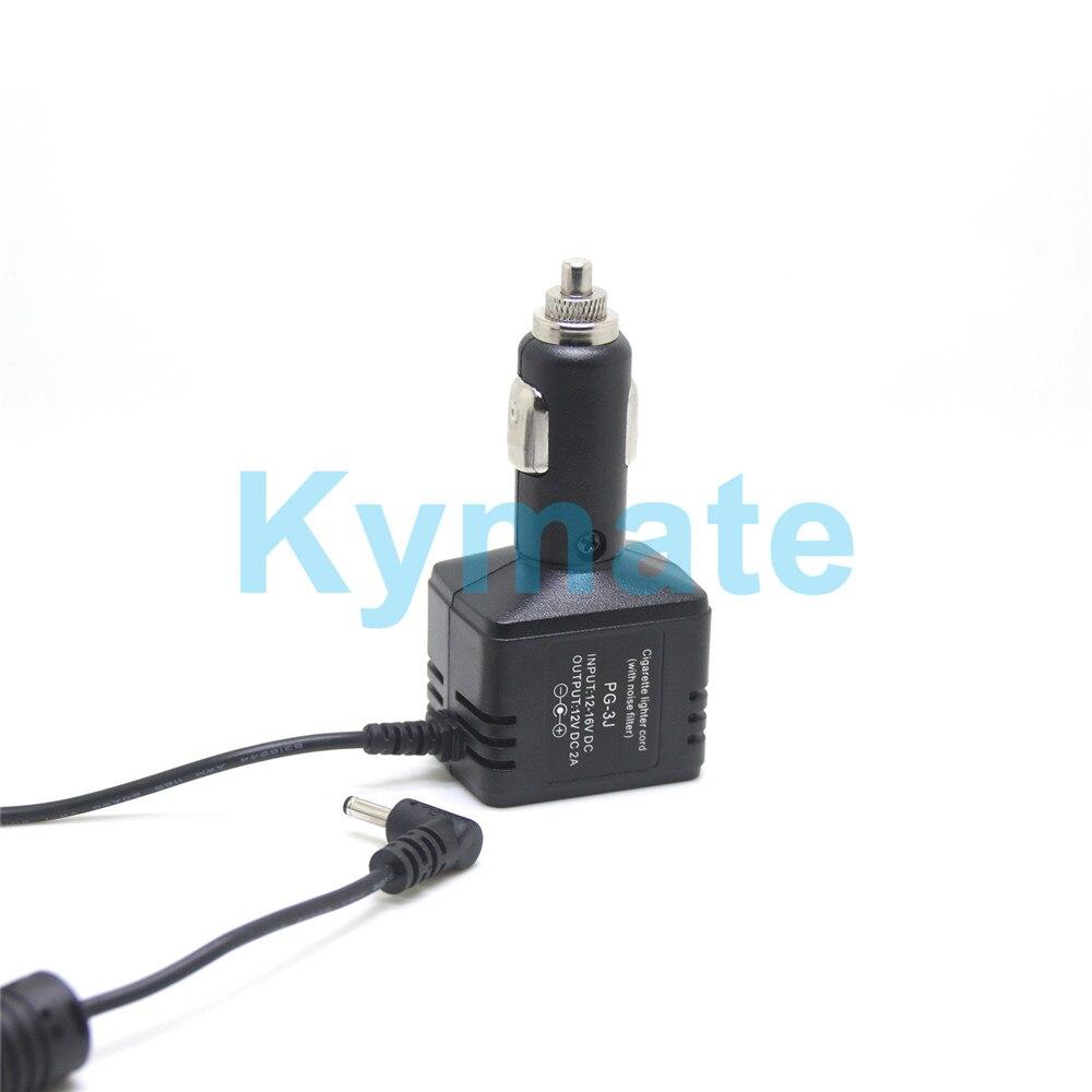 US $10.68  Car Charger PG 3J Cigarette Lighter Cord 2m for Kenwoode for TH F6E TH F7E TH D7E TH K4E TH G71E UV 5R Ham Radio Walkie Talkie Walkie