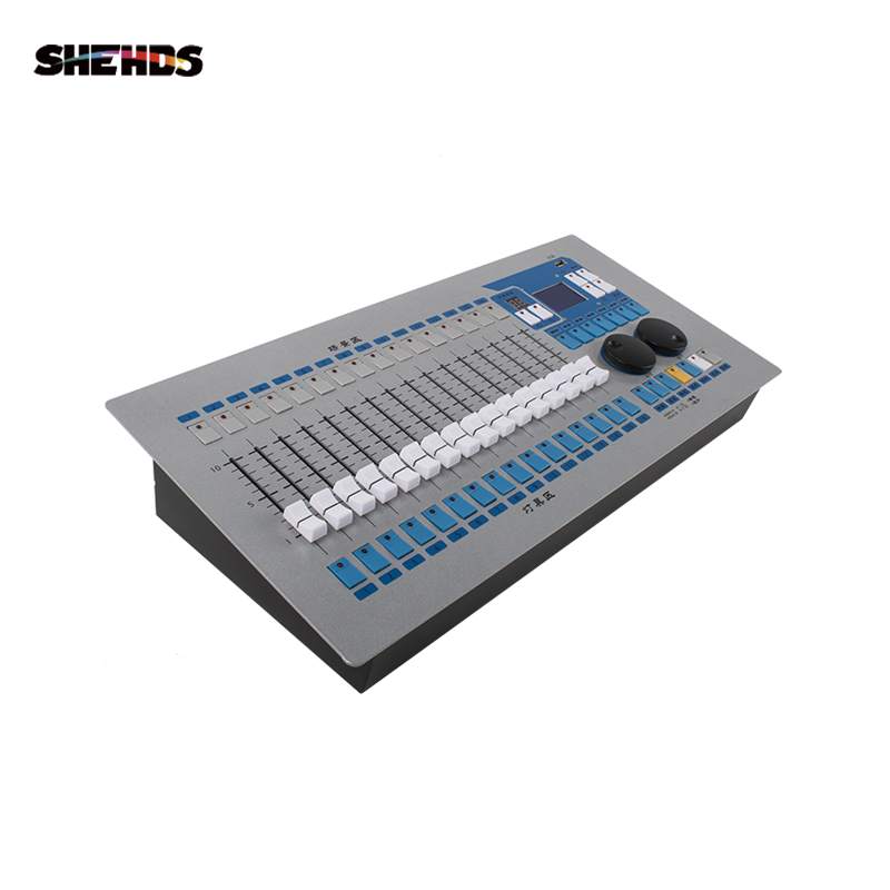 768 Channels DMX Controller DJ Equipment RDM Console Stage Lighting For LED Par Moving Head Spotlight Show Disco Party Equipment