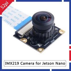 52Pi IMX219-160 kamera  dotyczy Jetson Nano  8 megapikseli  160 ° FOV z 15 cm elastyczny kabel płaski