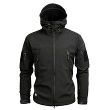 Manteau imperméable de Camouflage pour larmée, coupe vent, veste militaire, vêtements imperméables, veste militaire pour hommes, vestes et manteaux