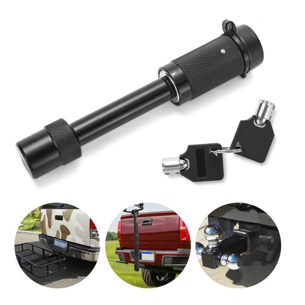 17cm Anti-theft Trailer Hitch Pin Lock Receiver Coupler Latch Tow Bar Tongue Lock Receiver Coupler Latch Tow Bar Tongue Lock Loc