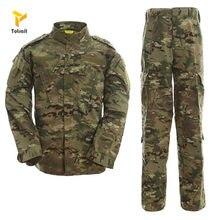 Открытый страйкбол Пейнтбол Одежда Военная униформа для стрельбы