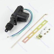 12V Actuator Motor 2 Wire With Hardware Heavy Duty Power Door Lock Universal Hot