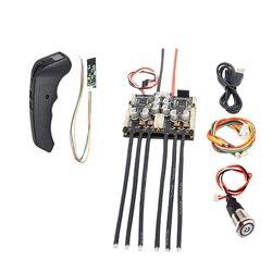 Gran oferta Pantalla remota vs Dual FSESC4.20 Plus (basado en VESC ) Combo monopatín eléctrico remoto accesorios Flipsky