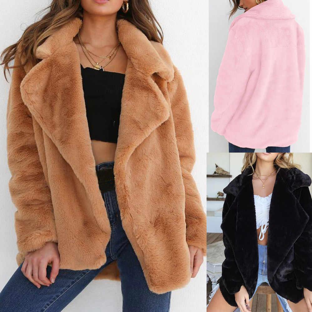 Elegan Slim Wanita Mantel Musim Dingin Yang Hangat Single Breasted Belted Jaket Kantor Wol Mantel Kualitas Pakaian Luar ##4