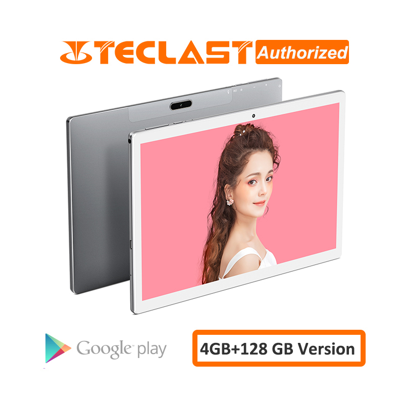 Teclast M30 10.1 Inch 4G Phone Tablet PC 2560 X 1600 MT6797 X27 Deca Core Android 8.0  Tablet PC 4GB RAM 128GB ROM 7500mAh GPS