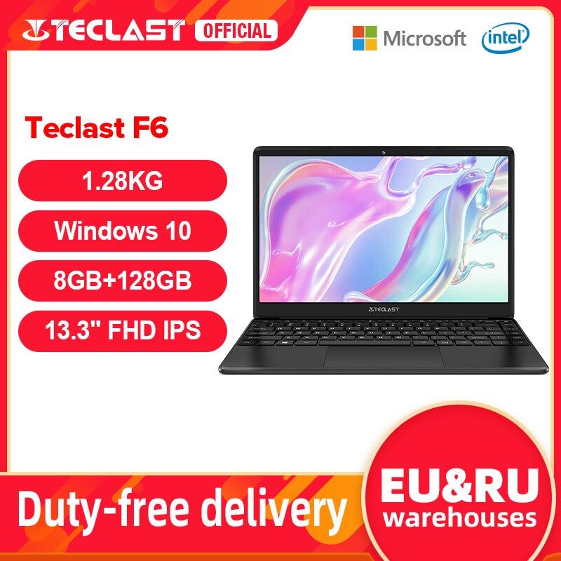 Newest Teclast F6 Laptop 13.3