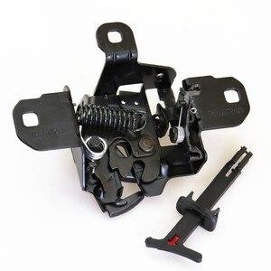 Image 2 - RWSYPL bloc de verrouillage du capot avant + poignée de dégagement pour Bora 4 Golf MK4 1J0 823 509 D 1J0 823 E 1J0823509E