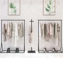 Витрина для магазина одежды напольный магазин женской винтажная
