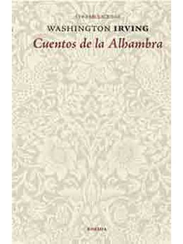 Tales from the ALHAMBRA - WASHINGTON IRVING-wonderful legends, wonderful YDESLUMBRANTE novel. An essential book image