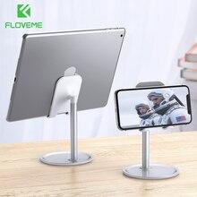 FLOVEME Universal Tablet teléfono soporte escritorio para iPhone escritorio tableta soporte para teléfono móvil soporte de mesa