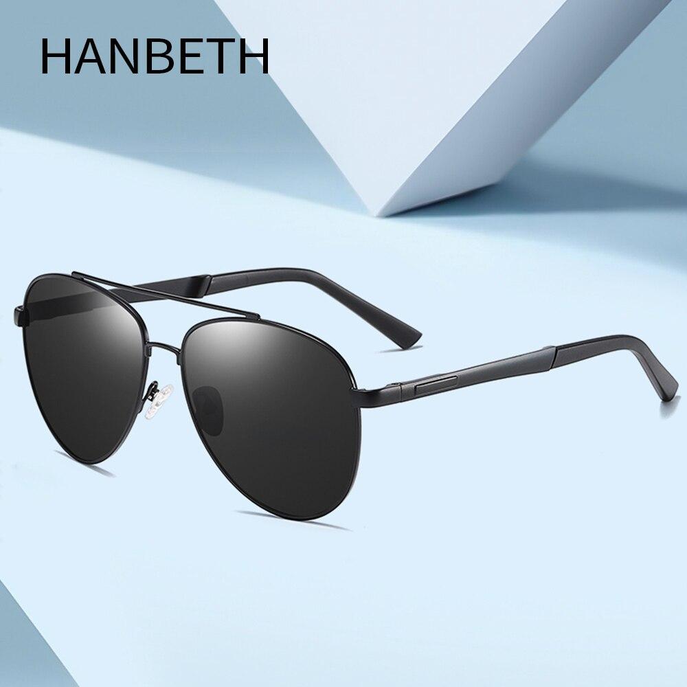 Купить солнцезащитные очки авиаторы поляризационные uv400 для мужчин