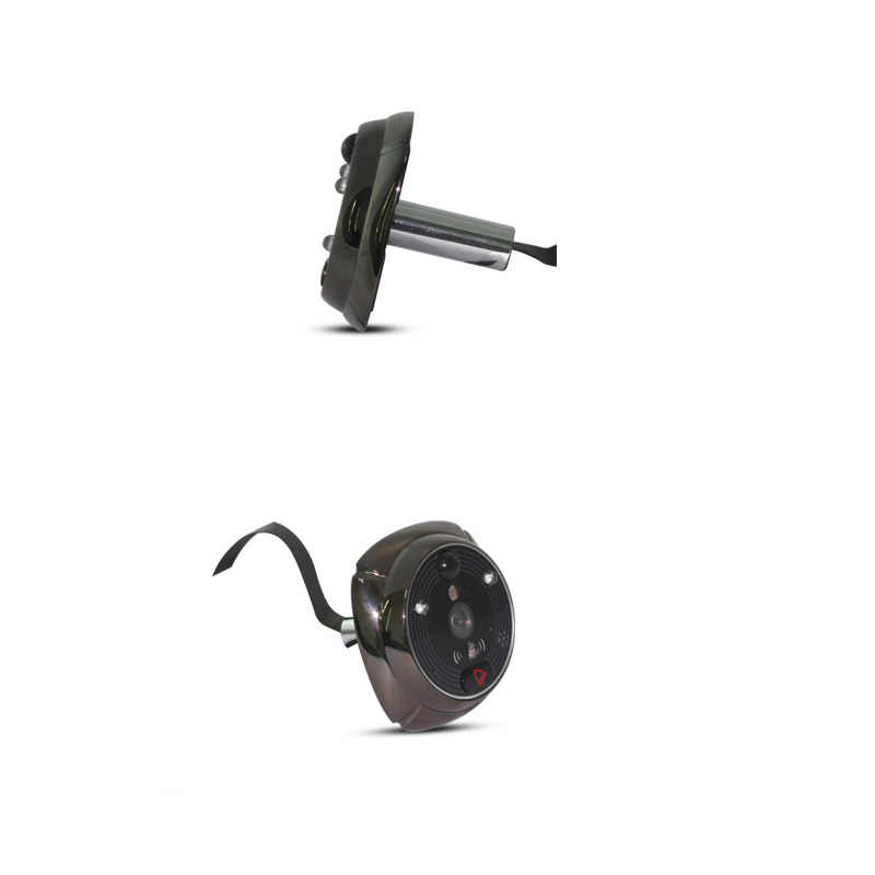 لاسلكي واي فاي جرس الباب ل IHOME3 فيديو دعوة باب كاميرا إنذار ثقب الباب الرقمية الجرس PIR كشف الحركة زاوية واسعة درجة
