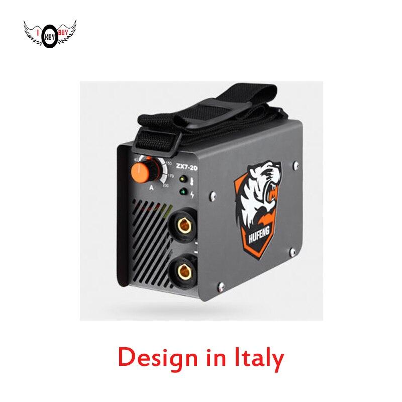 IGBT Электрический мини AC 220v сварочный аппарат, портативный ZX7-200 дуговой сварочный аппарат 2,5 мм электродные аксессуары Запчасти