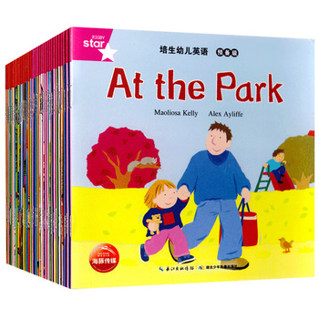 35PCS English Color Picture Books Children English Reading Story Book Early Education Parent Child Kids Learing Childhood Gift недорого