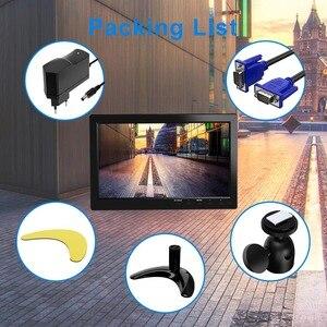 """Image 5 - FSU Portable Display Monitor 1024*600 LCD Monitor Full View HDMI VGA AV Industrial Capacitive 10.1"""" Car Rear View Monitor"""