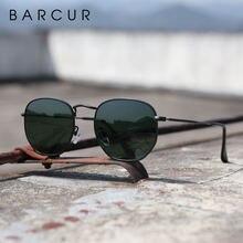 Barcur отражающее солнцезащитное стекло женские стеклянные линзы