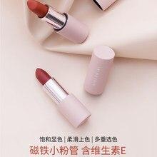 Batom fosco hidratar lábios à prova dwaterproof água cosméticos lábios maquiagem de longa duração lábio esmalte beleza maquillaje cosmetica coreana alta