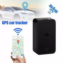 GPS Car Tracker Mini Portable Magnetic Real Time Vehicle Locator Anti-lost Recording Global Tracking Device