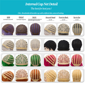 Image 5 - MSIWIGS Black and White Cosplay Wigs for Women Wavy Short Synthetic Wig Purple Rainbow Heat Resistant