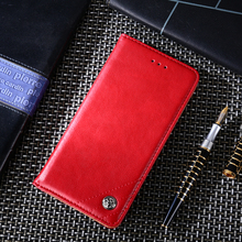 K'try New Luxury Flip case For Xiaomi Redmi Note 6 6A 7 4X 5 Bank card Wallet leather Classic Case
