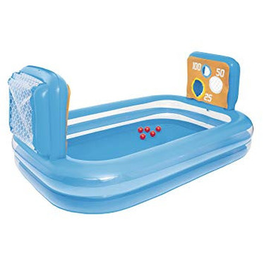 Bestway Inflatable Pool Child With 2 Goals Skill Shot-54170