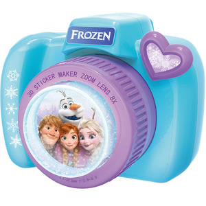 Disney Frozen Comb Princess Anna Elsa action figure Anti-static Hair Care Brushes Baby Girls Dress Up Makeups Birthday Kids Gift(China)
