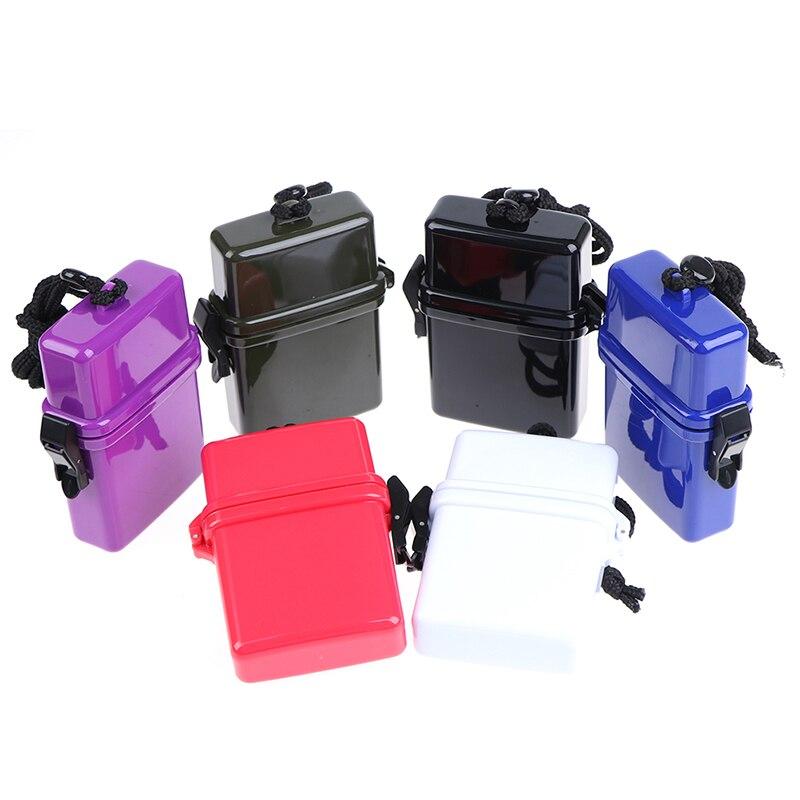 1 шт. водонепроницаемый контейнер для подводного плавания, каякинга, аксессуары для снаряжения, контейнер, чехол и веревочный зажим для дене...