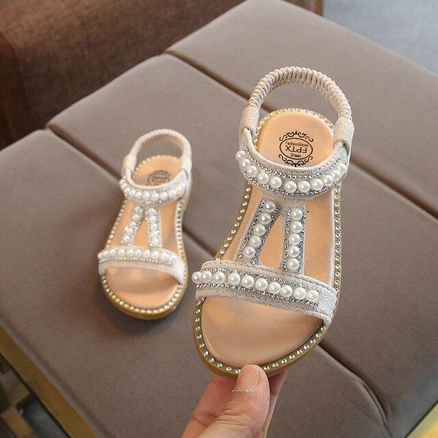 Pretty Toddler Girl Sandals 2