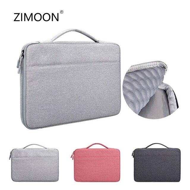 13.3 14.1 15.6 นิ้วแล็ปท็อปแล็ปท็อปกระเป๋าถือ Multi functional โน๊ตบุ๊คกระเป๋าสำหรับ MacBook Samsung Dell HP