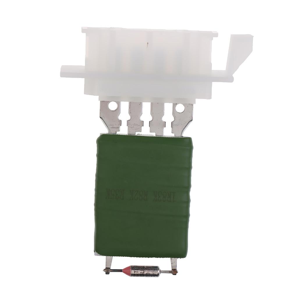 Car HVAC Blower Motor Resistor Replacement for VOLKSWAGEN Jetta Passat Touran for SKODA Octavia Superb II 1K0959263A