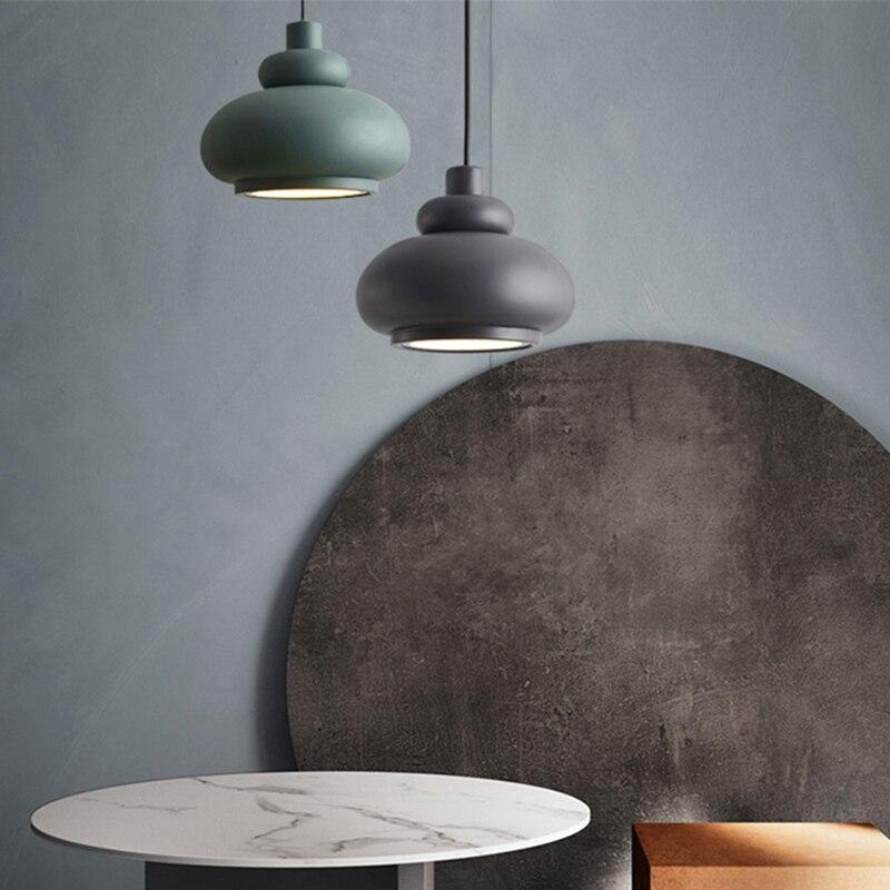 China Design Led Bar Pendant Lights Vintage Decor Traditional Kitchen Pendant Lamp Modern Creative Stair Bar Cafe Light Fixtures