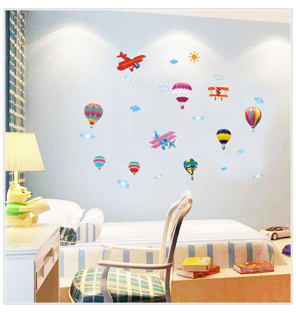 Фото воздушный шар для детей спальни детского сада классной комнаты