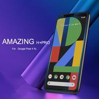Google pixel 4 xl nillkin 놀라운 h + pro 2.5d edge google pixel4 4xl 용 방폭형 강화 유리 스크린 보호 필름